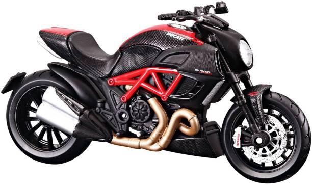 Maisto Ducati Diavel Carbon 1/18 Toy Bike Model