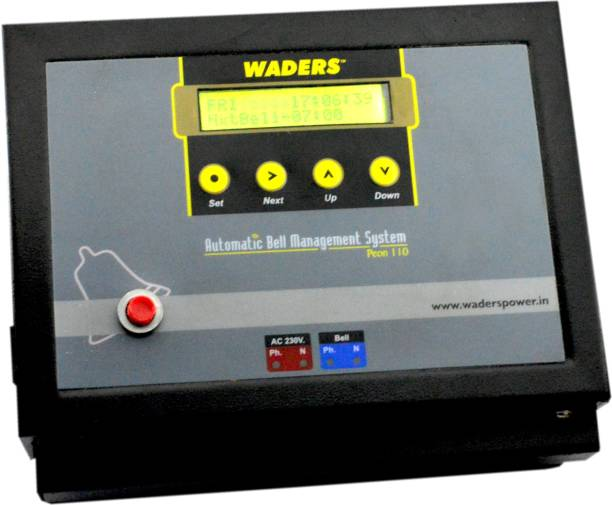 Waders PEON110-25S Programmable Electronic Timer Switch