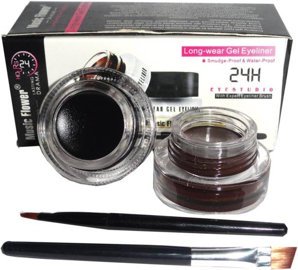 Music Flower Music Gel Eyeliner 1