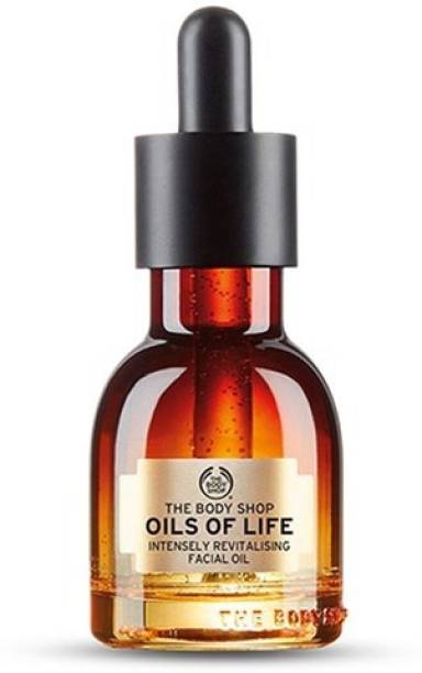THE BODY SHOP OILS OF LIFE™ INTENSELY REVITALIZING FACIAL OIL