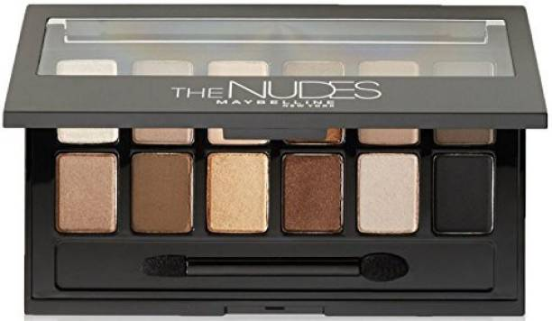 MAYBELLINE NEW YORK the Nudes Eyeshadow Palette 3 g