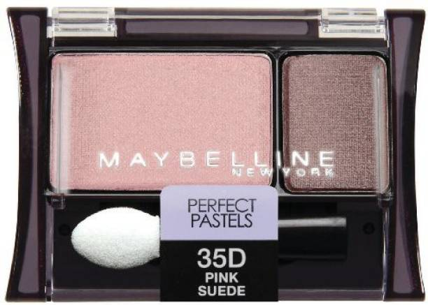 MAYBELLINE NEW YORK Expert Wear shadow Duos Pink Suede EXPERT WEAR 2.4 ml