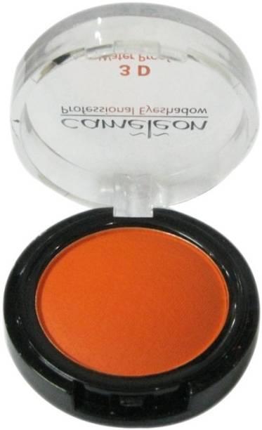 Cameleon 3d Waterproof Eyeshadow Orange 8 g
