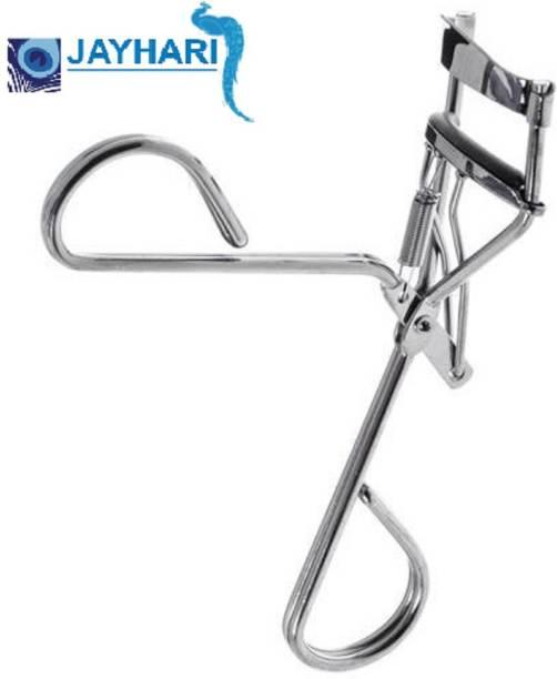 Jay Hari Stainless Steel Eyelash Curler With Spring