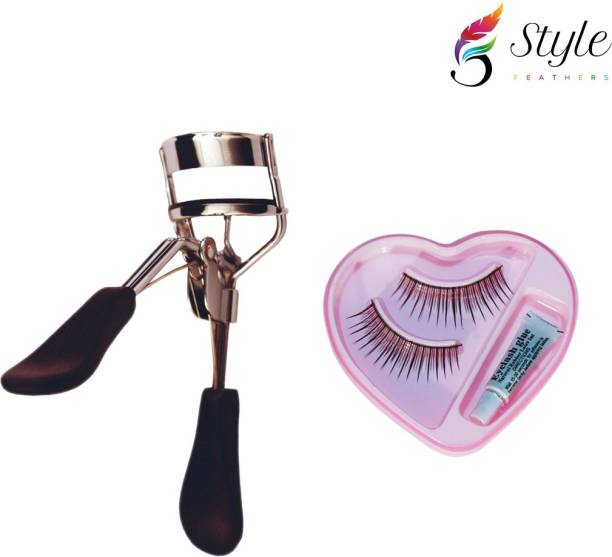 Style Feathers Curler & Eye Lashes