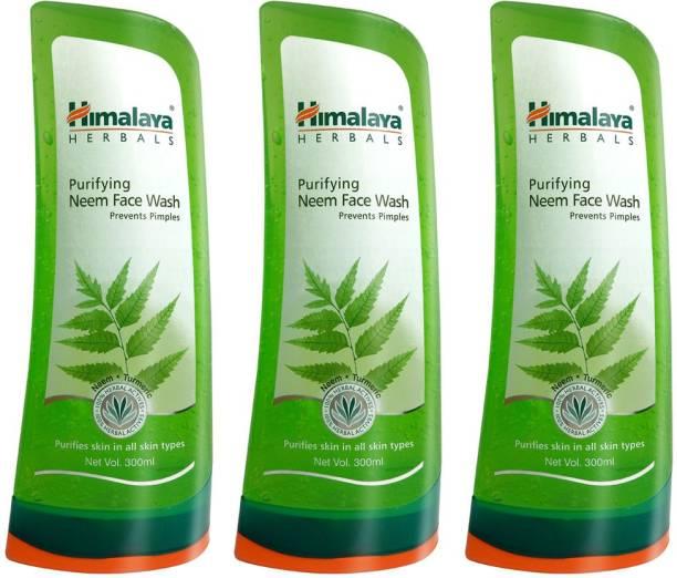 HIMALAYA Pack of 3 Face Wash