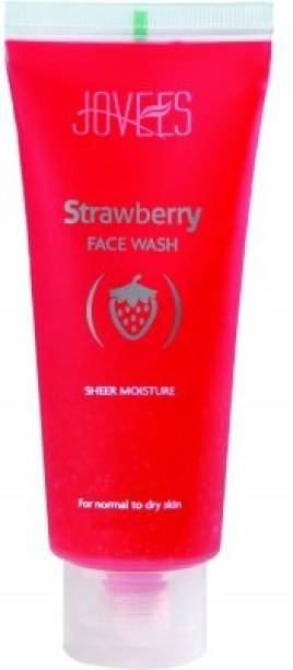 JOVEES STRAWBERRY FACE WASH Face Wash