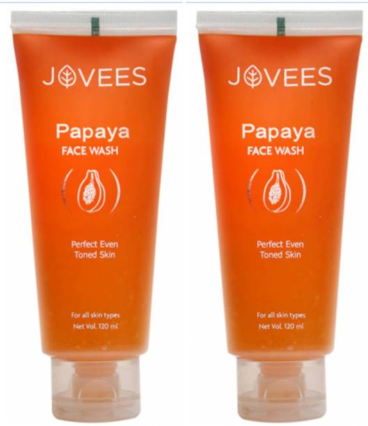 JOVEES Papaya Perfect Even Toned Skin  Face Wash