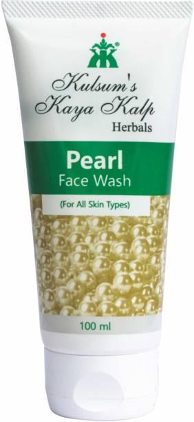 Kulsum's Kaya Kalp Pearl  Face Wash