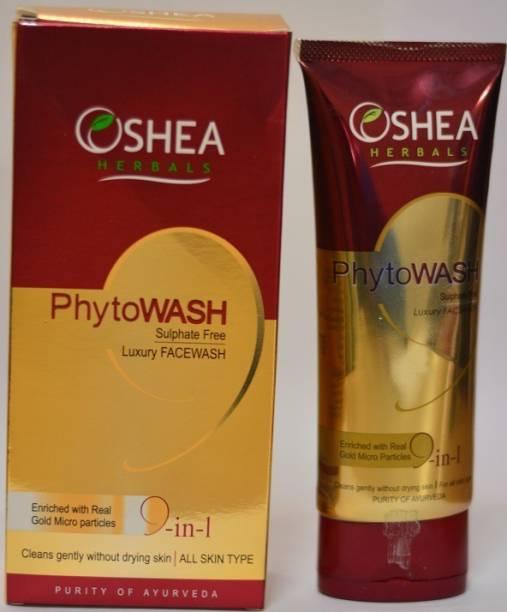 Oshea Herbals Phytowash Luxury(Sulphate Free) Face Wash