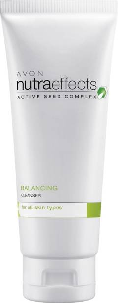 AVON Nutraeffects Balancing Cleanser Face Wash