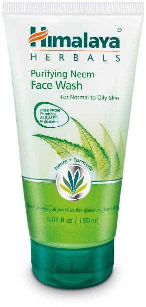 HIMALAYA neem face washHimalaya Face Wash