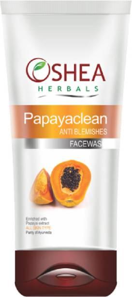 Oshea Herbals Oshea Herbals - Papayaclean - Anti Blemishes  120 Gm (All Skin Types) Face Wash