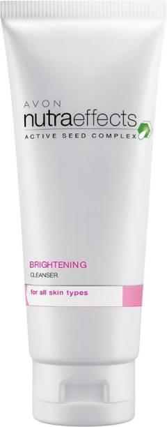 AVON Nutraeffects Brightening Cleanser Face Wash