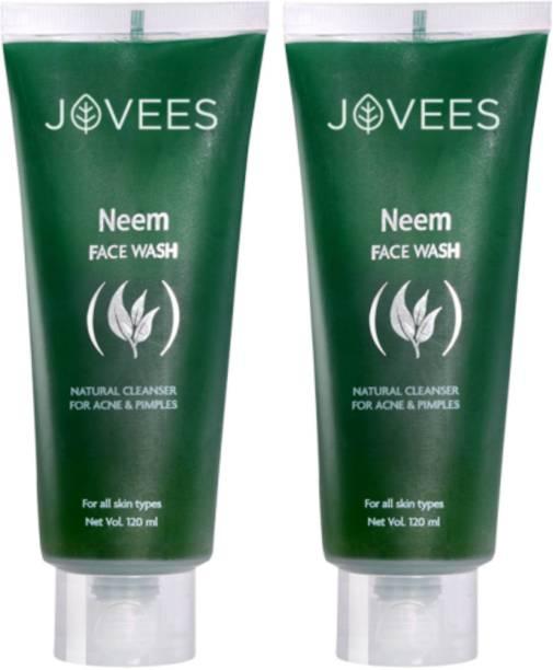 JOVEES Neem Natural  Face Wash