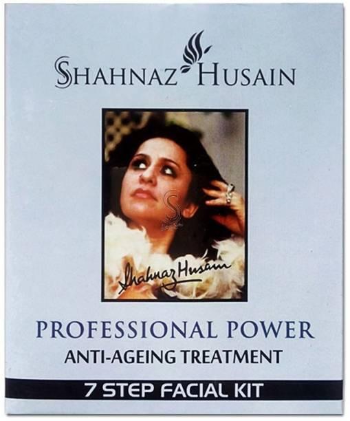 Shahnaz Husain 7 Step Anti Ageing Treatment Facial Kit