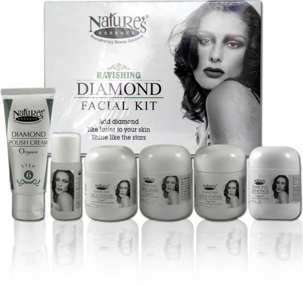 Nature's Essence Ravishing Diamond facial kit