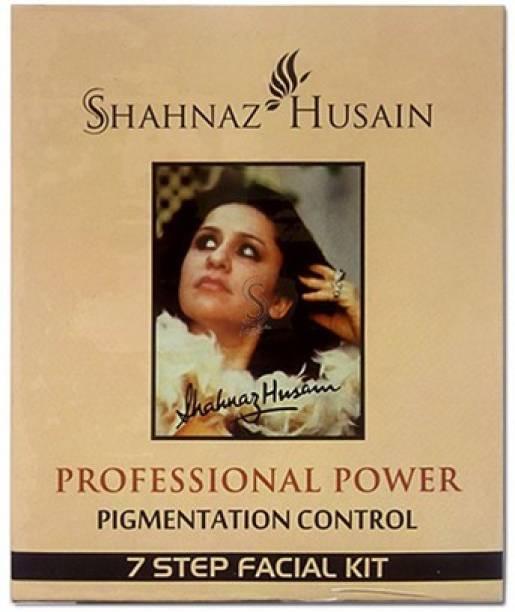 Shahnaz Husain Pigmentation Control 7 Step Facial Kit