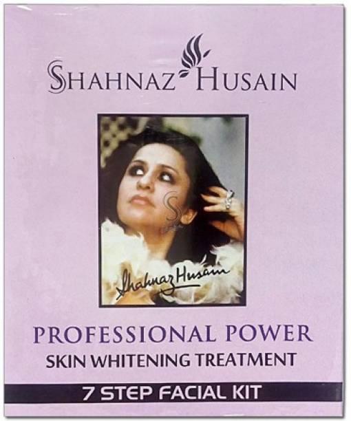 Shahnaz Husain Skin Whitening Treatment 7 Step Facial Kit