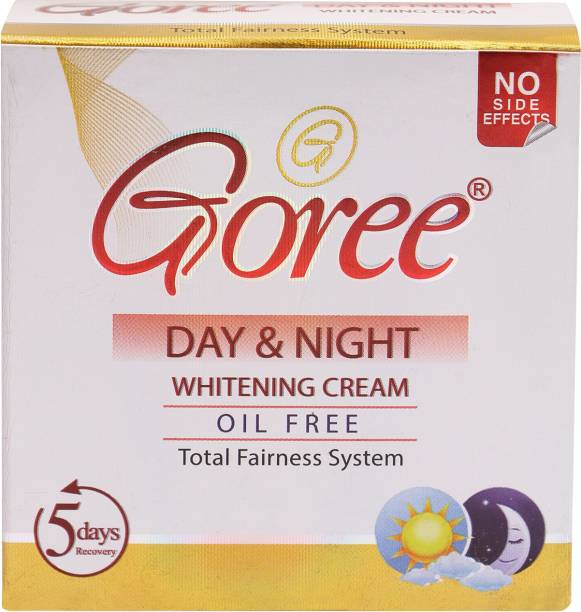Goree Day & Night Whitening Cream
