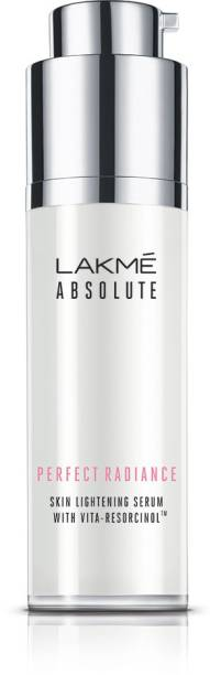 Lakmé Absolute Perfect Radiance Skin Lightening Serum with Vita Resorcinol