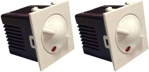 Hi-plast Socket Modular 2pcs Step-Type Button Regulator