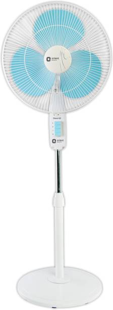 Orient Electric Stand 82 400 mm 3 Blade Pedestal Fan