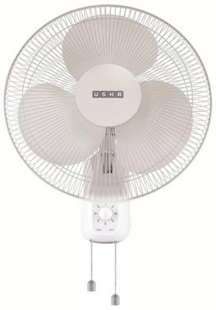 USHA Mist Air Duos 400 mm 3 Blade Wall Fan