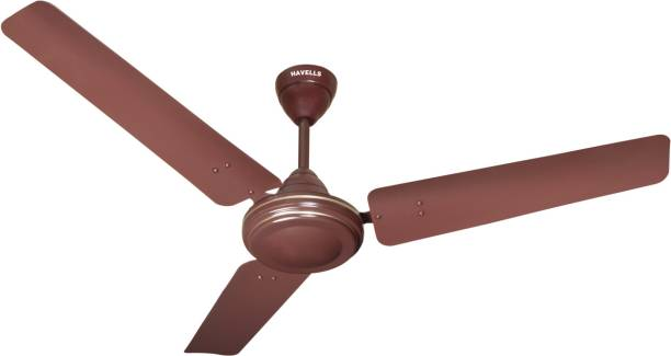Havells fans buy havells fans online at best prices in india add to compare havells es 50 five star 3 blade ceiling fan mozeypictures Choice Image