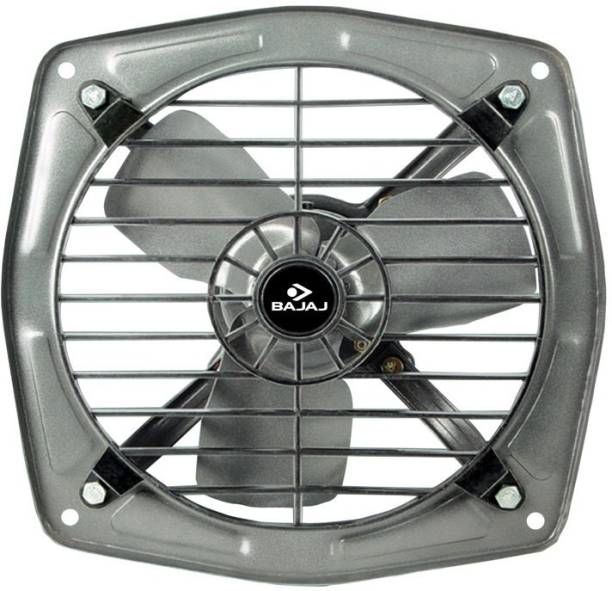 BAJAJ Bahar 300mm grey Exhaust fan 300 mm 3 Blade Exhaust Fan