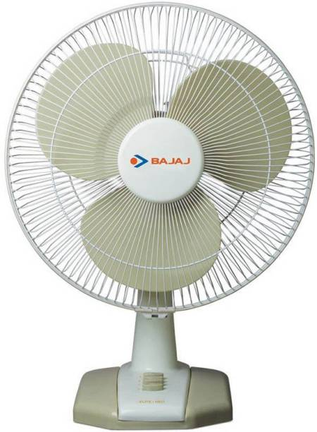 BAJAJ Elite Neo 400mm 400 mm 3 Blade Table Fan