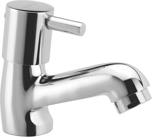 CERA F2002101 Garnet Pillar Cock with Aerator Basin Mixer Faucet