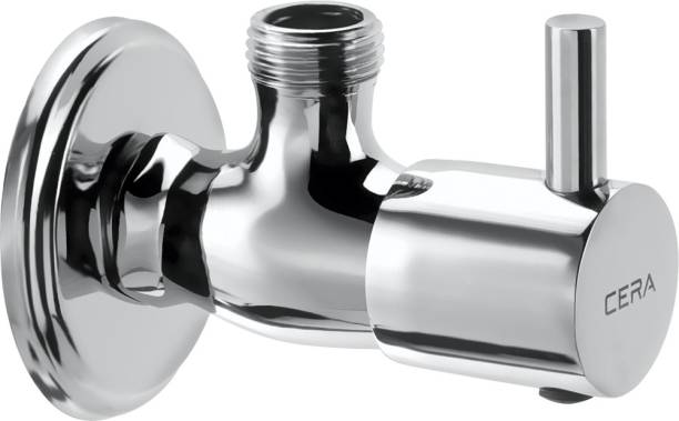 CERA CL 208 Angle Cock With Wall Flange Angle Cock Faucet