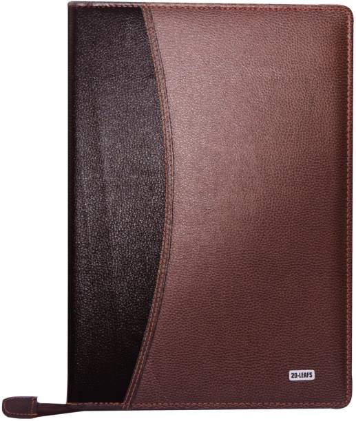 Toss faux leather Display Book