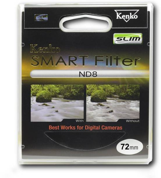 Kenko Smart Nd8 Slim 72mm ND Filter