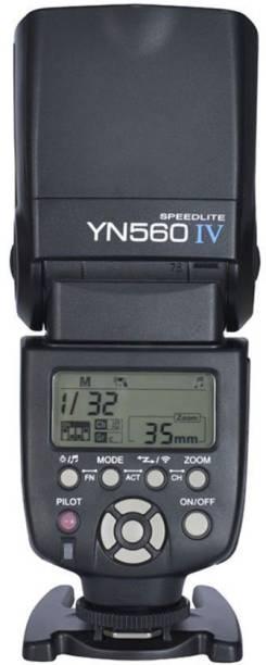 Yongnuo YN-560IV Wireless Speedlite for Canon,Nikon,Pentax, Fujifilm,Olympus,Panasonic Flash
