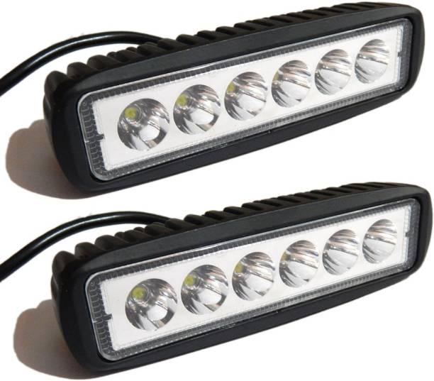 Autozot LED Fog Lamp Unit for Universal For Car Universal For Car