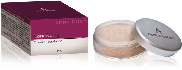 Anna Lotan Concealing Powder SPF17 Foundation