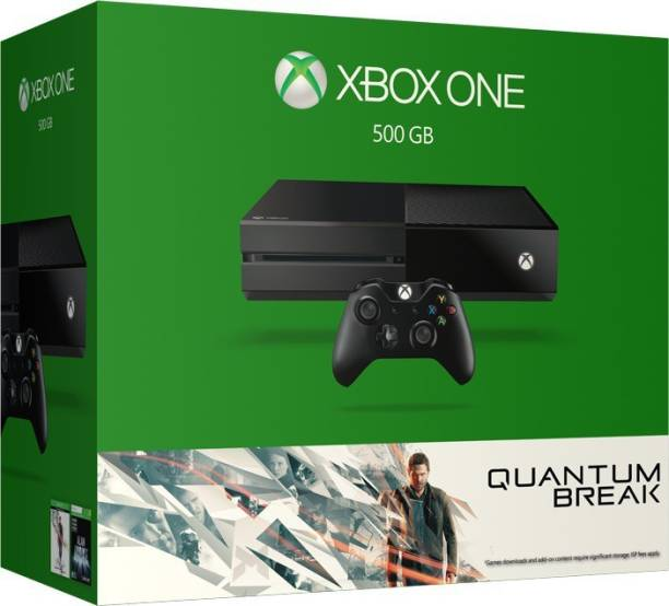 MICROSOFT Xbox One 500 GB with Quantum Break