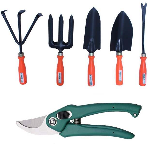 Truphe Gardening Tool Set With Cutter Garden Tool Kit