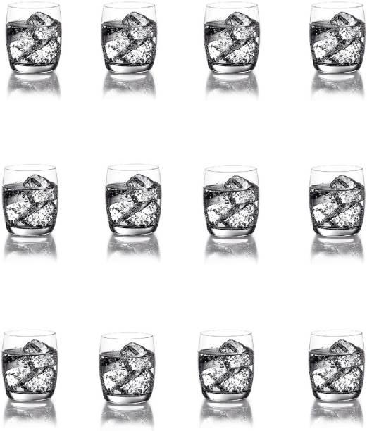 Ocean (Pack of 12) GO/Ivory whisky Glass Glass Set