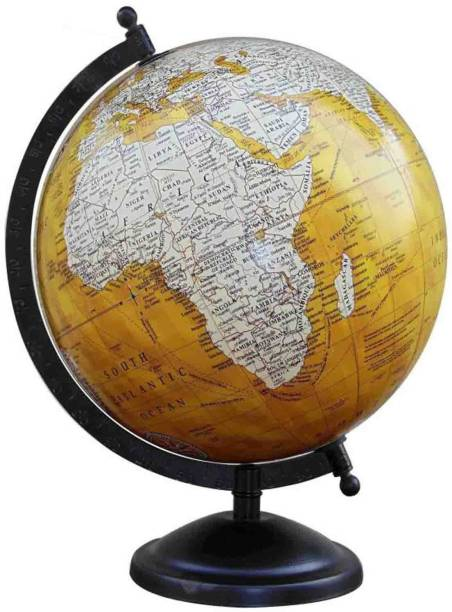 Globes buy globes online at best prices in india flipkart thunderfit original globe table top political world globe gumiabroncs Gallery