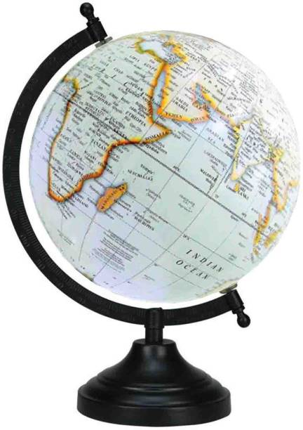 Globes buy globes online at best prices in india flipkart thunderfit original globe table top political world globe gumiabroncs Choice Image