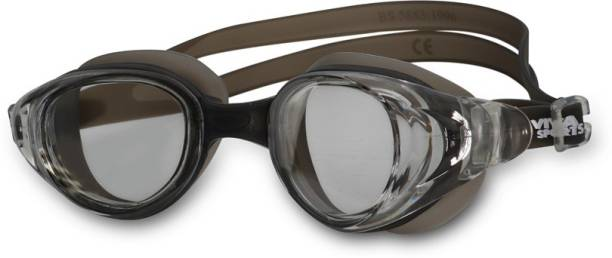07c9b8a24c75 Viva Sports VIVA-612-SMOKE Swimming Goggles