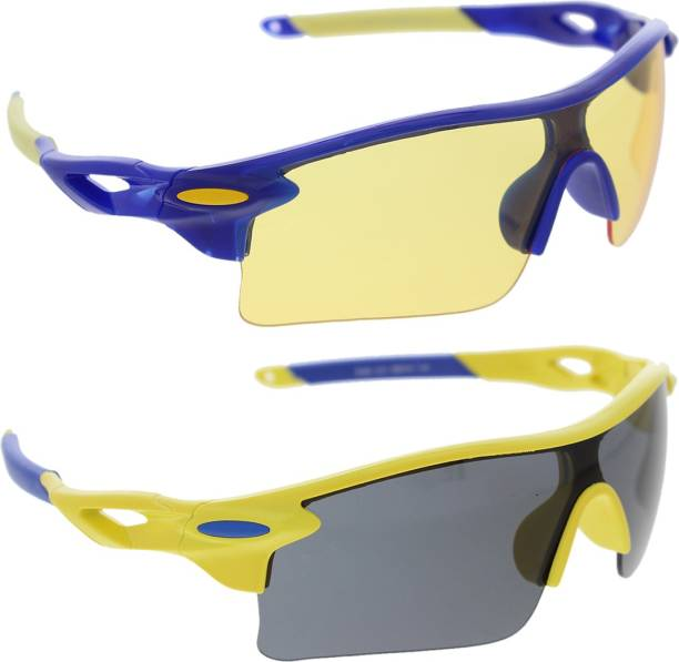 09a6f4a3bcc72 Vast Pack Of All Sports and Driving UV Protection Wrap Around Smart Cricket  Goggles. Out Of Stock