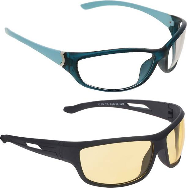 6cb9e3de548f Vast New Day And Night Vision Driving Plus Summer Special Cricket Goggles