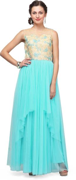 Lace Gowns - Buy Lace Gowns Online at Best Prices In India ...