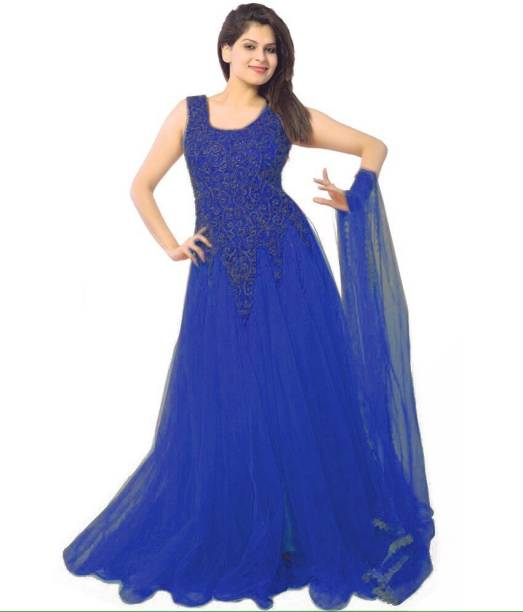 Net Gowns - Buy Net Gowns Online at Best Prices In India | Flipkart.com
