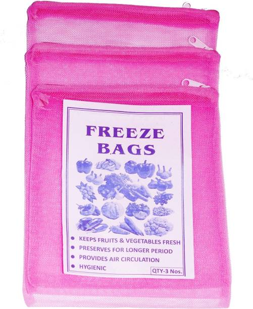 Nxt Gen Pack of 3 Grocery Bags