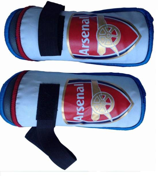 Navex Shin Guard Pads Protector club ARSONAL A Football Shin Guard